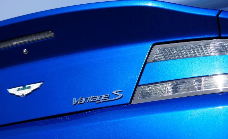 2012 Aston Martin Vantage S Volante and coupe - Slide 75
