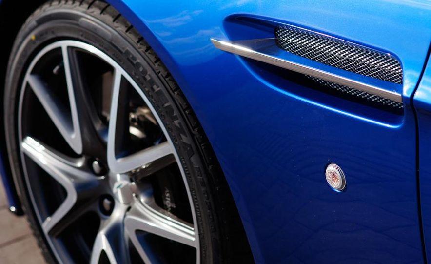 2012 Aston Martin Vantage S Volante and coupe - Slide 76