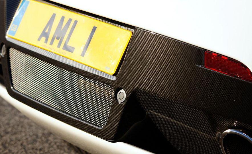 2012 Aston Martin Vantage S Volante and coupe - Slide 101
