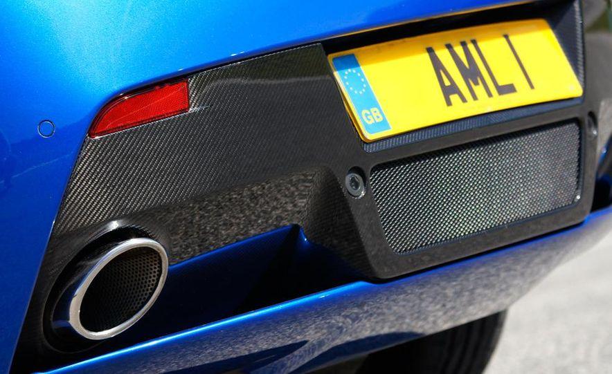 2012 Aston Martin Vantage S Volante and coupe - Slide 74