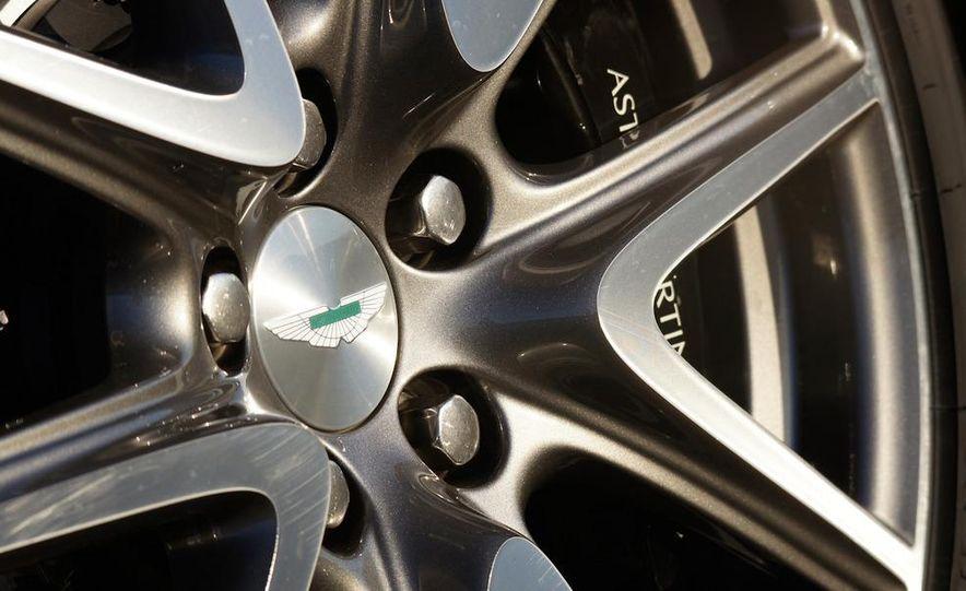 2012 Aston Martin Vantage S Volante and coupe - Slide 105