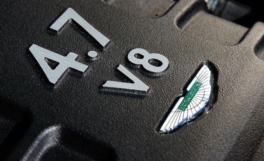 2012 Aston Martin Vantage S Volante and coupe - Slide 55