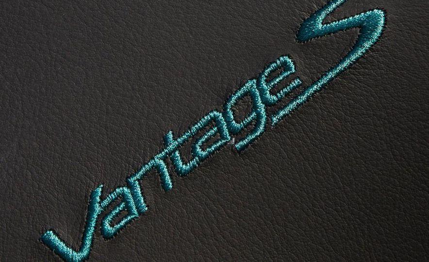 2012 Aston Martin Vantage S Volante and coupe - Slide 48
