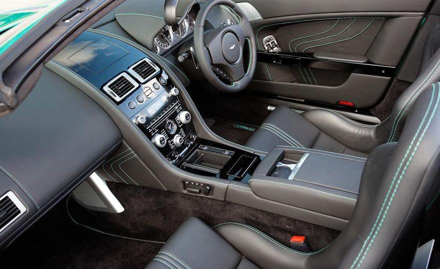 2012 Aston Martin Vantage S Volante and coupe - Slide 44