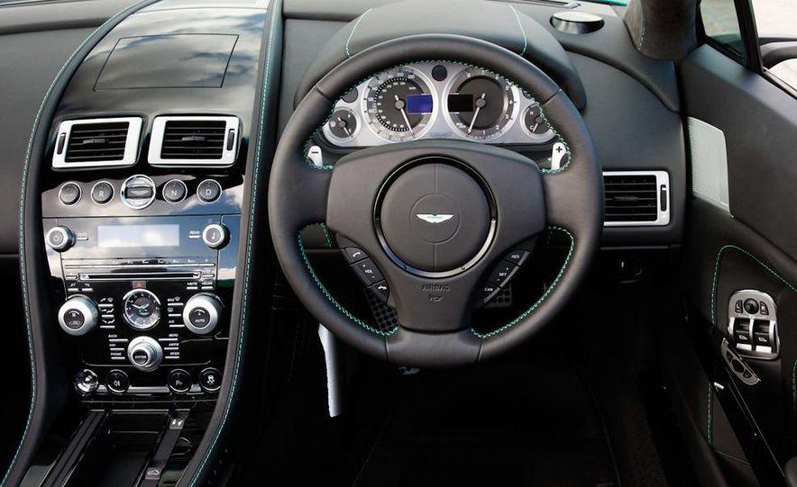 2012 Aston Martin Vantage S Volante and coupe - Slide 45