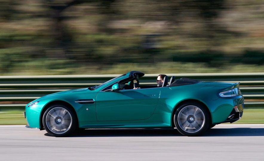 2012 Aston Martin Vantage S Volante and coupe - Slide 21