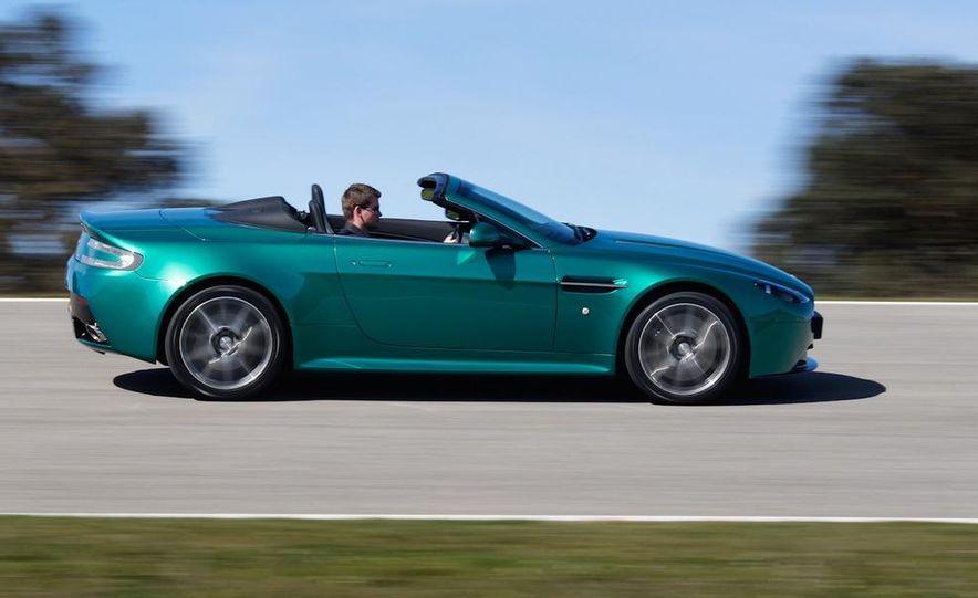 2012 Aston Martin Vantage S Volante and coupe - Slide 24