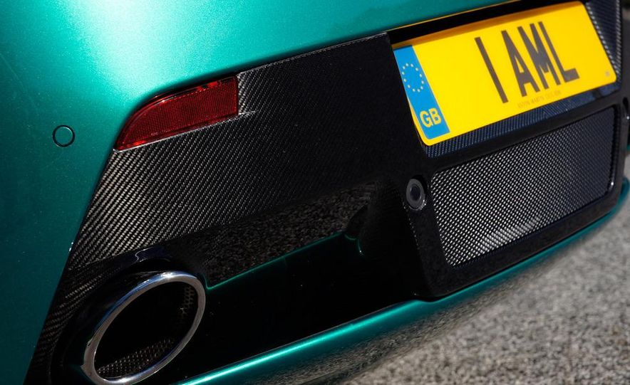 2012 Aston Martin Vantage S Volante and coupe - Slide 39