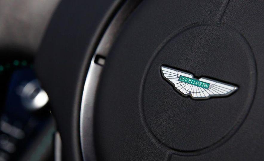 2012 Aston Martin Vantage S Volante and coupe - Slide 49