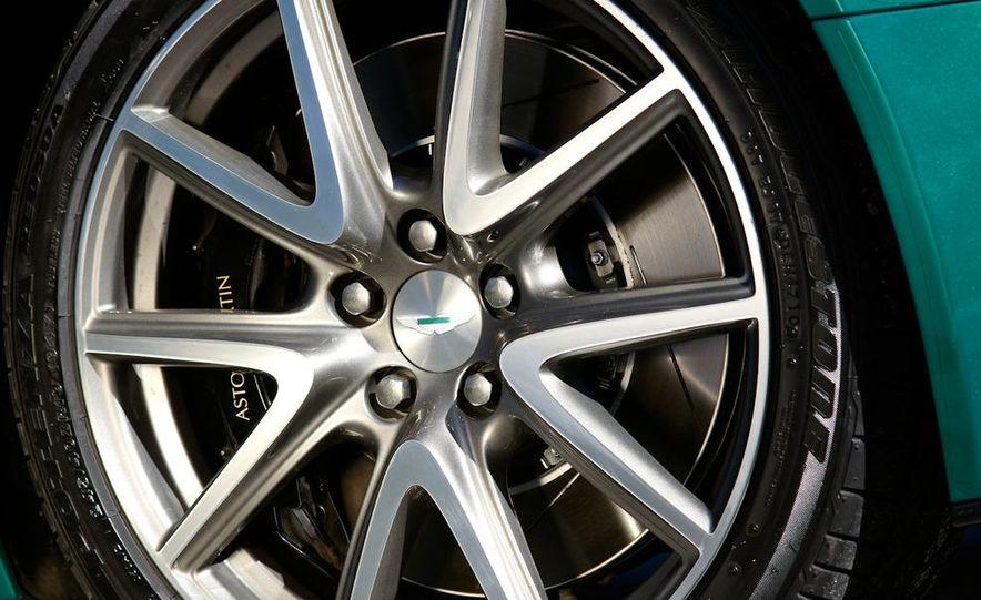 2012 Aston Martin Vantage S Volante and coupe - Slide 42