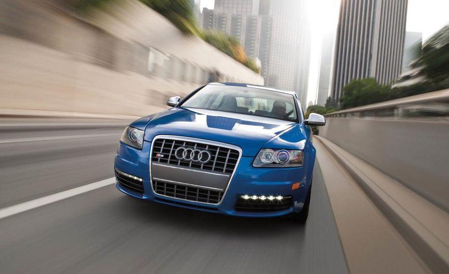2012 Audi S6 (spy photo) - Slide 9