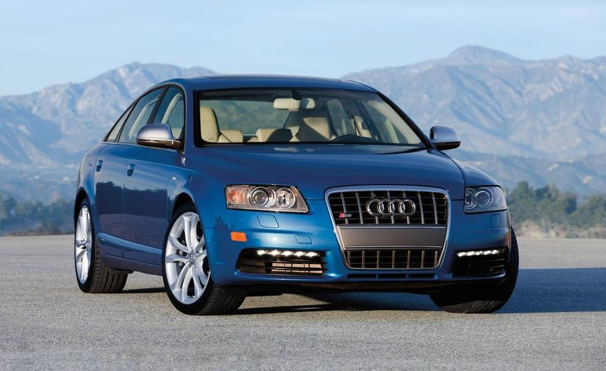 2012 Audi S6 (spy photo) - Slide 12