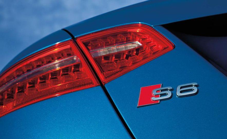 2012 Audi S6 (spy photo) - Slide 13