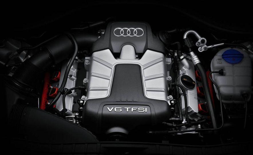 2012 Audi S6 (spy photo) - Slide 45