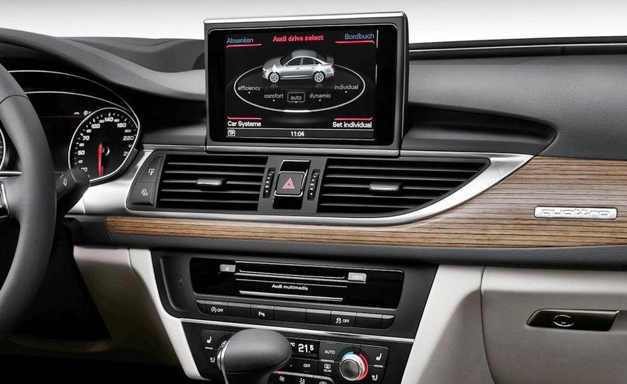 2012 Audi S6 (spy photo) - Slide 40
