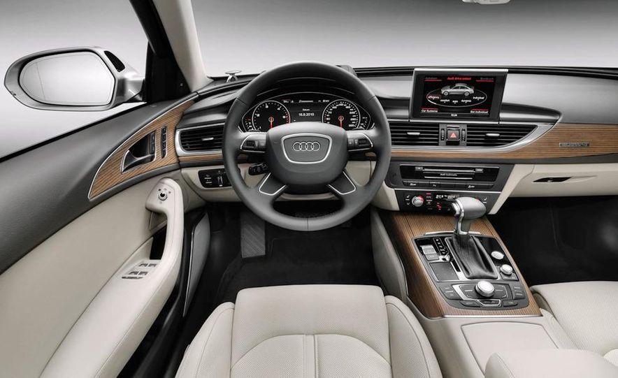 2012 Audi S6 (spy photo) - Slide 31