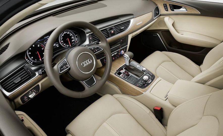 2012 Audi S6 (spy photo) - Slide 32