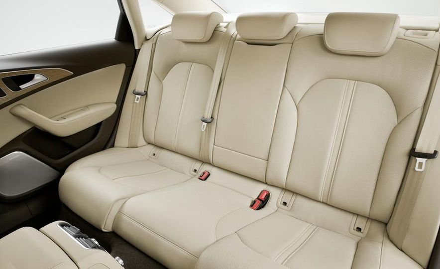 2012 Audi S6 (spy photo) - Slide 34