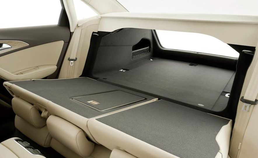 2012 Audi S6 (spy photo) - Slide 36