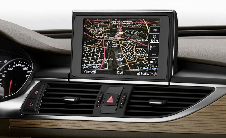 2012 Audi S6 (spy photo) - Slide 42