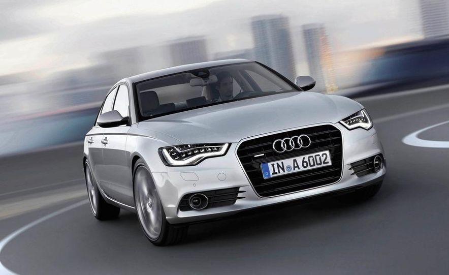 2012 Audi S6 (spy photo) - Slide 14