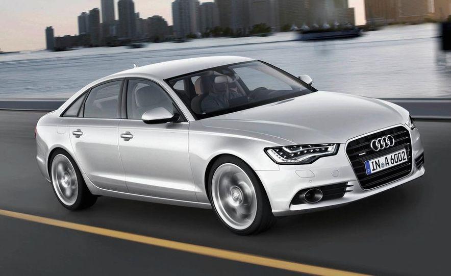 2012 Audi S6 (spy photo) - Slide 16
