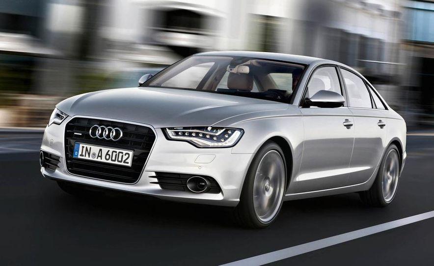 2012 Audi S6 (spy photo) - Slide 17