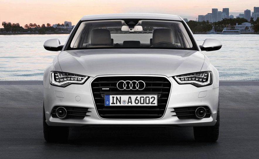 2012 Audi S6 (spy photo) - Slide 19