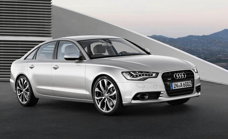 2012 Audi S6 (spy photo) - Slide 20