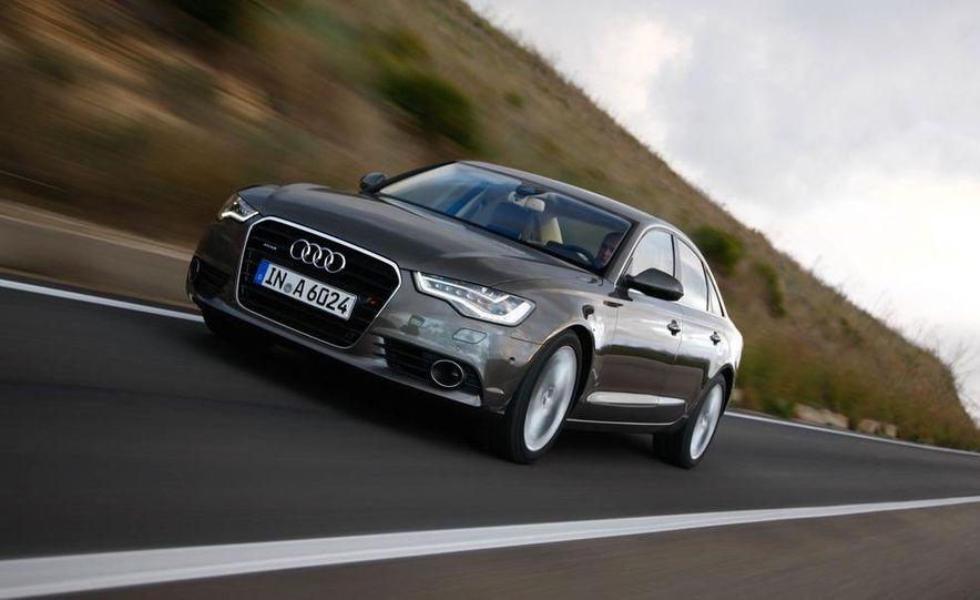 2012 Audi S6 (spy photo) - Slide 21