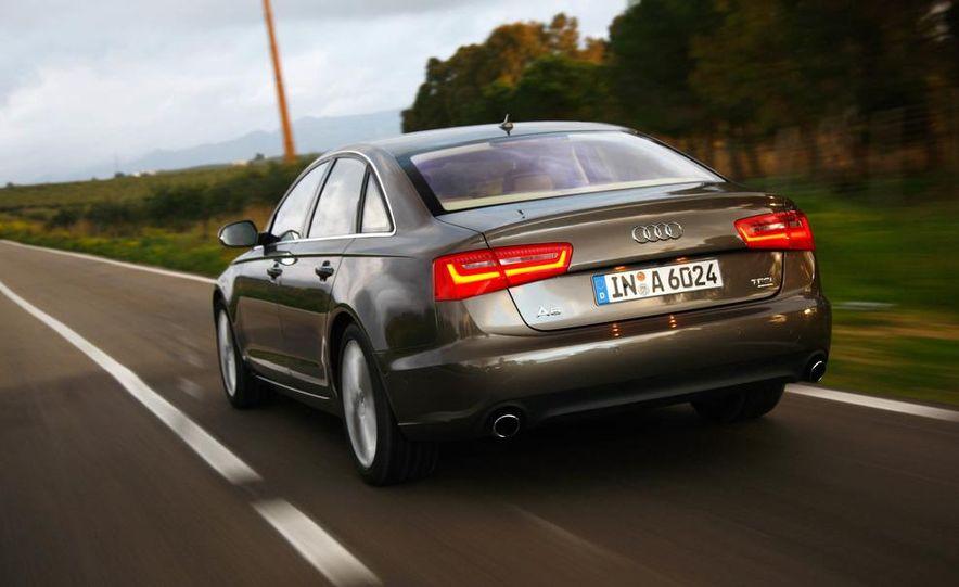 2012 Audi S6 (spy photo) - Slide 22