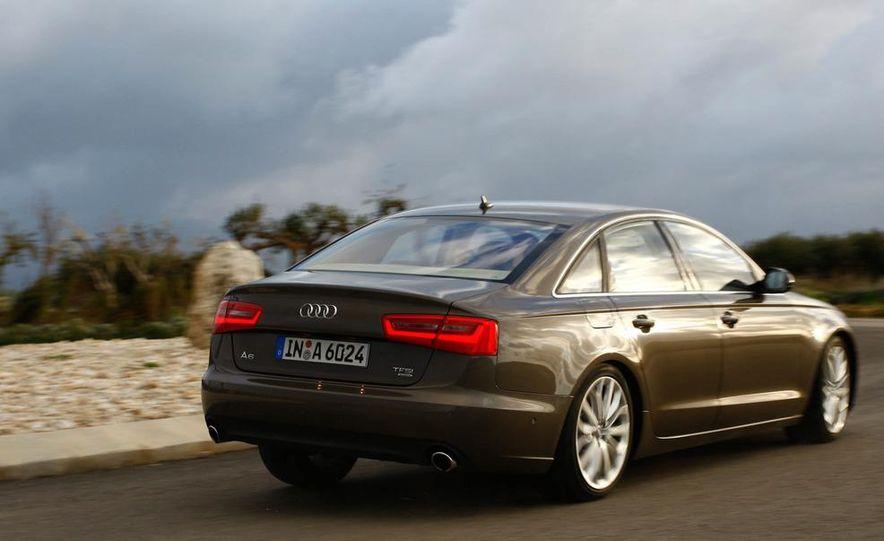 2012 Audi S6 (spy photo) - Slide 24