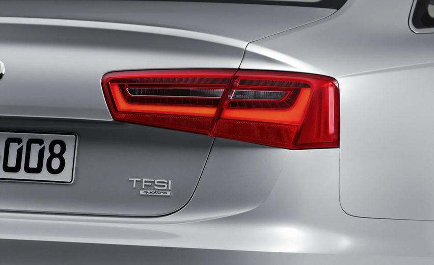 2012 Audi S6 (spy photo) - Slide 30
