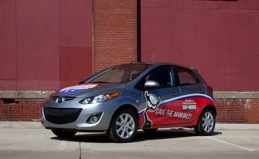 2011 Mazda 2 Touring - Slide 29