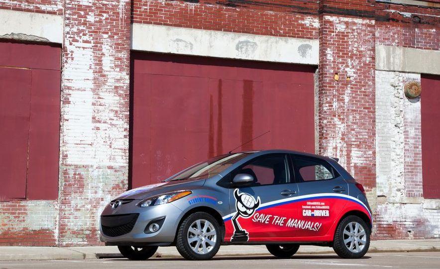 2011 Mazda 2 Touring - Slide 33