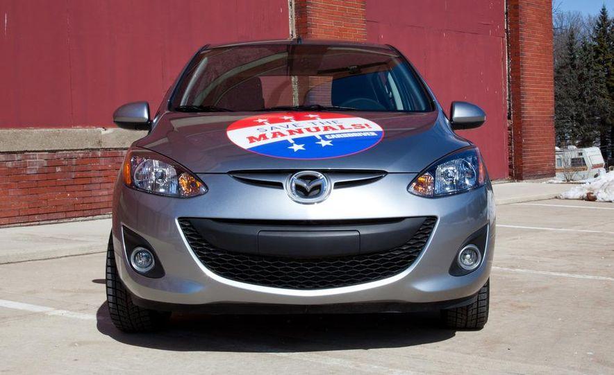 2011 Mazda 2 Touring - Slide 35