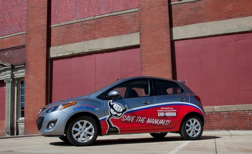 2011 Mazda 2 Touring - Slide 36