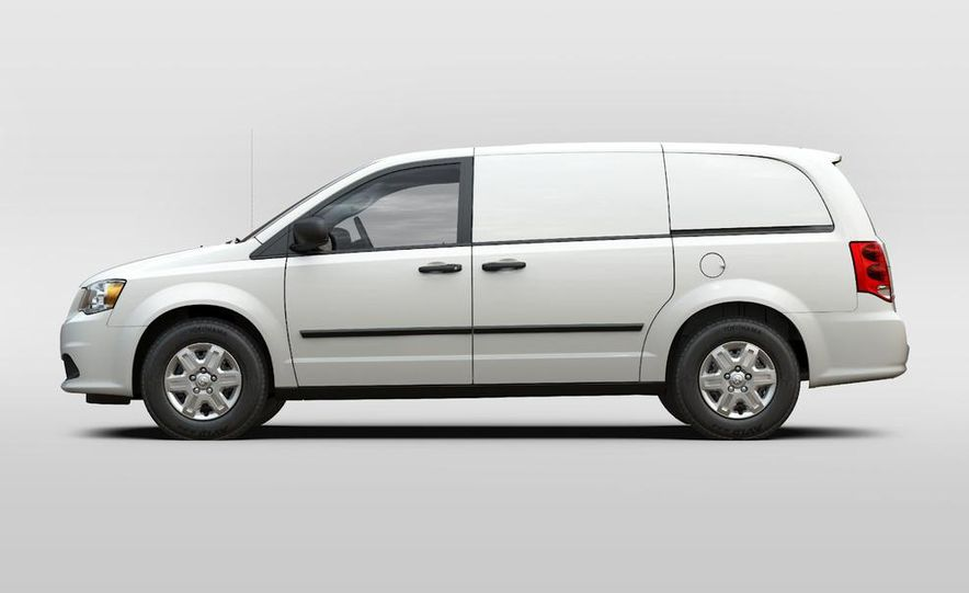 2012 Ram Cargo Van - Slide 3