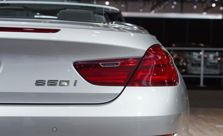 2012 BMW 650i coupe - Slide 19