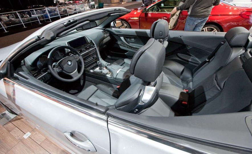 2012 BMW 650i coupe - Slide 20
