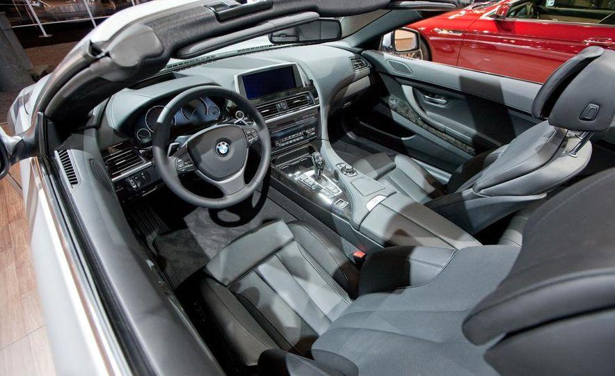2012 BMW 650i coupe - Slide 21