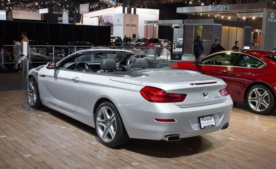 2012 BMW 650i coupe - Slide 12
