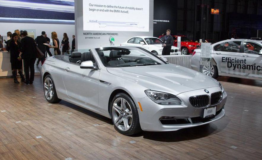 2012 BMW 650i coupe - Slide 13