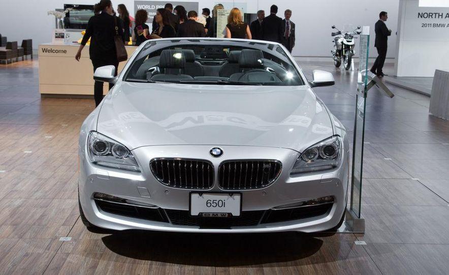 2012 BMW 650i coupe - Slide 14