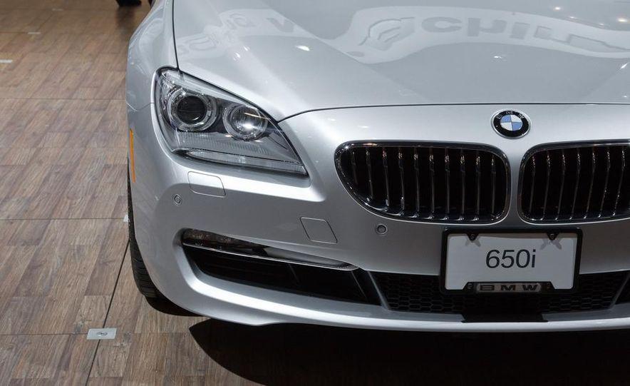 2012 BMW 650i coupe - Slide 17