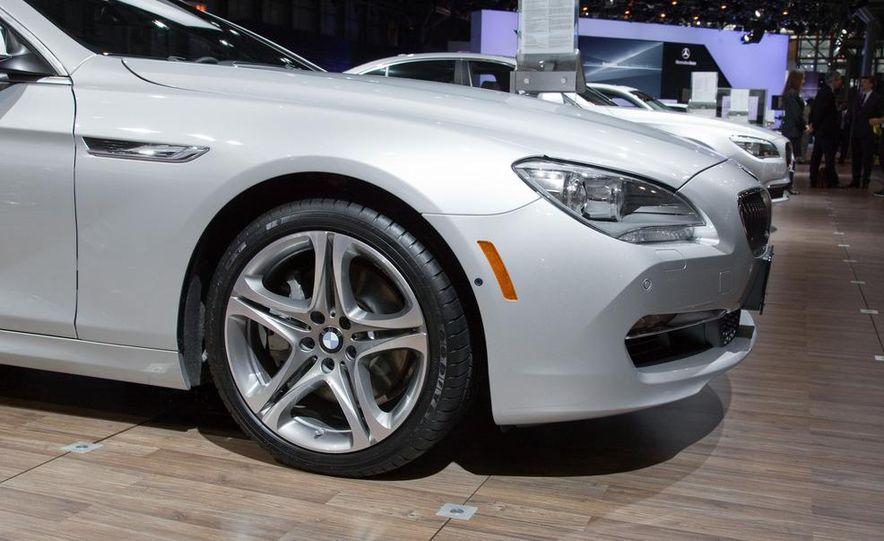 2012 BMW 650i coupe - Slide 18
