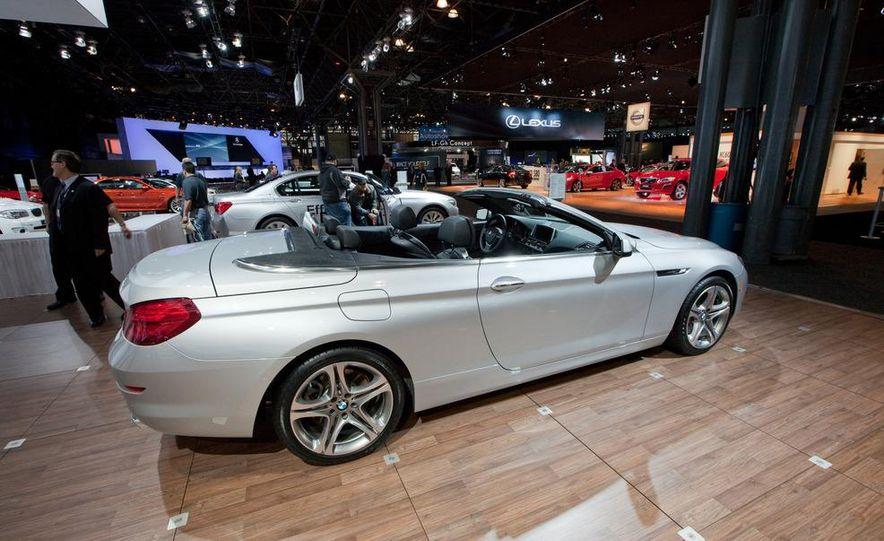 2012 BMW 650i coupe - Slide 16