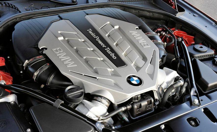 2012 BMW 650i coupe - Slide 39