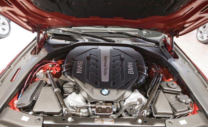 2012 BMW 650i coupe - Slide 24