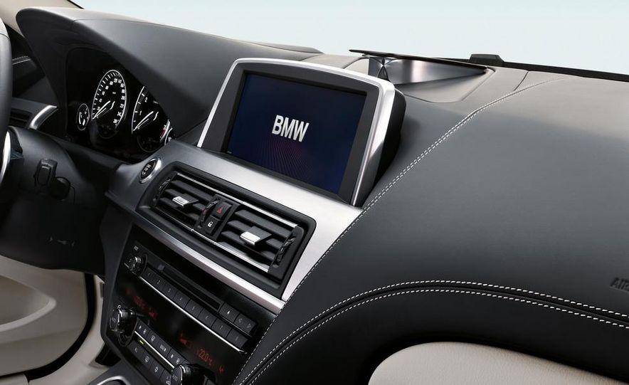 2012 BMW 650i coupe - Slide 48